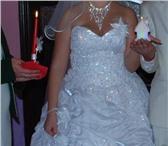 Фотография в Одежда и обувь Свадебные платья суперское счастливое очень красивое пышное в Саратове 0