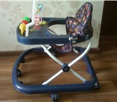 Изображение в Для детей Детская мебель Продам ходунки, в отличном состоянии, пользовались в Рязани 700