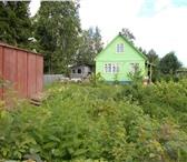 Фото в Недвижимость Загородные дома продам дачу 49 кв м участок 8 сот +теплица+гараж+хозблок+колодец+летн в Архангельске 650000