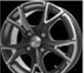 """Foto в Авторынок Шины и диски 4 колеса на 14""""литые диски SKAD ORLAN  (серые!)рез в Челябинске 13500"""