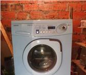 Фотография в Электроника и техника Стиральные машины продам стиральную машинку после т.о. работала в Калуге 7000
