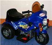 Foto в Для детей Детские игрушки продаю  электромотоцикл.б-у. от2-х лет.работает.едет в Новокуйбышевске 1000
