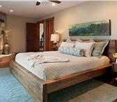 Foto в Мебель и интерьер Мебель для спальни Кровать из слэба. Массив ясеняИдеальные интерьерные в Москве 28800
