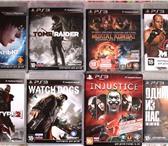 Фото в Компьютеры Игры Продаю игры на PS 3, диски без царапин и в Туле 1000