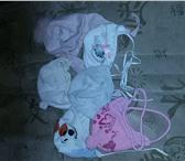 Фотография в Для детей Детская одежда Продаю б/у шапки для ребенка, возраст 1 - в Ростове-на-Дону 150
