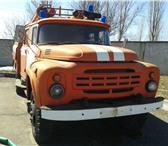 Фото в Авторынок Пожарная техника Продам пожарную машину ЗИЛ130. 1986 г.в. в Москве 150000