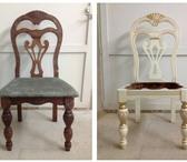 Foto в Мебель и интерьер Разное Лакокрасочная отделка и декор стульев, столов, в Челябинске 1700