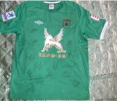 Foto в Спорт Спортивная одежда продам футболку с подписями игроков рубина. в Москве 3000
