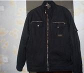 Фотография в Одежда и обувь Мужская одежда продам мужскую куртку  размер L  черного в Оренбурге 0