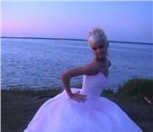 Изображение в Одежда и обувь Свадебные платья Продам  свадебное платье(можно на  выпускной)НЕЖНО в Каменск-Уральске 2000