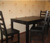 Foto в Мебель и интерьер Кухонная мебель Продаем стол обеденный и 6 стульевМебель в Томске 18000