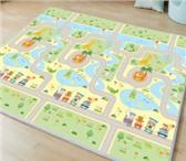 Изображение в Для детей Детские игрушки Яркие развивающие коврики - это целый мир в Москве 3000