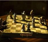 Foto в Хобби и увлечения Разное Продаю коллекционные шахматы The Lord of в Самаре 5500