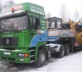 Фото в Авторынок Бескапотный тягач Продам тягач Shacman SX4255NV324C. С пробегом. в Новосибирске 2190000