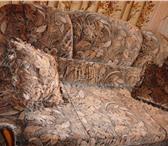 Изображение в Мебель и интерьер Мебель для гостиной Продаю набор мягкой мебели Диван раздвижной в Владивостоке 9000