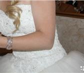 Изображение в Одежда и обувь Свадебные платья Свадебное платье,почти новое,одевалось один в Санкт-Петербурге 8000