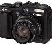 Фотография в Электроника и техника Фотокамеры и фото техника Продам Canon G11 куплен недавно. в 2010.еще в Саратове 17000