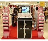 Фотография в Красота и здоровье Косметика Baby Foot – твои ноги давно этого ждали! в Москве 1200