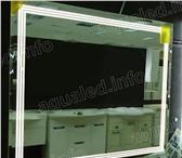 Фото в Мебель и интерьер Мебель для ванной Зеркала Aqualed для ванной со светодиодной в Москве 3000