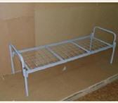 Фото в Мебель и интерьер Мебель для спальни Продаём металлические кровати эконом-классаПродаём в Москве 1300