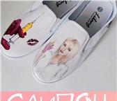 Фото в Одежда и обувь Женская обувь Хочешь выделяться? Закажи любой рисунок, в Москве 4499