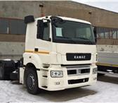Фотография в Авторынок Новые авто КАМАЗ-5490-014, 2015год, новыйДвигатель Daimler в Набережных Челнах 3300000