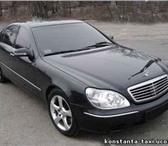 Изображение в Авторынок Такси Аренда Mercedes W220 с водителем.Мы организуем в Москве 900