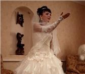 Foto в Одежда и обувь Свадебные платья Продам очень красивое свадебное платье. Корсет в Краснодаре 15000