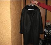 Foto в Одежда и обувь Мужская одежда Продам дубленку , классика.Цвет черный, размер в Екатеринбурге 10000
