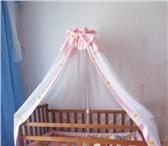 Foto в Для детей Детская мебель Детская кроватка ( на колесиках,   можно в Перми 3000