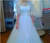 Фото в Одежда и обувь Свадебные платья продам свадебное платье,цвета ай вари, покупали в Челябинске 8500