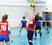 Изображение в Спорт Спортивные школы и секции Ведется набор в школу волейбола Rusvolley в Тамбове 0