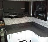 Foto в Мебель и интерьер Кухонная мебель Монолитная столешница из искусственного гранита в Нижнем Новгороде 0