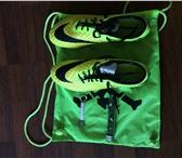 Foto в Спорт Спортивная одежда Продам профессиональные бутсы (nike hypervenom в Петрозаводске 8900