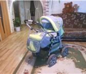 Foto в Для детей Детские коляски Коляска-трансформер в отличном состоянии в Чебоксарах 6000