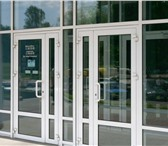 Foto в Строительство и ремонт Двери, окна, балконы Производство и монтаж светопрозрачных алюминиевых в Хабаровске 1500