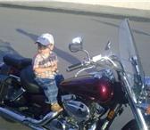 Фотография в Авторынок Мото Продаю мотоцикл honda vt750c 2004г в  пробег в Кургане 180000