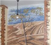 Фотография в Строительство и ремонт Дизайн интерьера Роспись стен. Работаю без посредников. Работы в Омске 2500