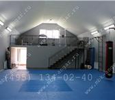 Изображение в Недвижимость Коммерческая недвижимость Мобильные бескаркасные ангары – это быстро, в Липецке 2400