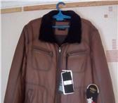 Фотография в Одежда и обувь Мужская одежда продаю новую демисезонную мужскую куртку,коричневого в Омске 24000
