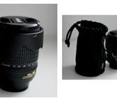 Фотография в Электроника и техника Фотокамеры и фото техника Объектив Nikon AF-S 18-135mm 1:3.5-5.6G ED в Москве 9000