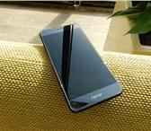 Изображение в Телефония и связь Мобильные телефоны Продам смартфон Huawei honor 8, б/у черный в Омске 11000