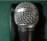 Foto в Электроника и техника Аудиотехника Неспешно продаётся микрофон Shure SM-58.Причина в Челябинске 4900