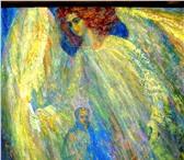 """Foto в Хобби и увлечения Антиквариат Картина эксклюзивная, уникальная """"Ангел"""" в Белгороде 3000000"""