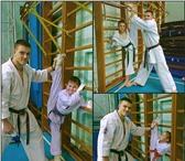 Foto в Спорт Спортивные клубы, федерации Занятия карате развивают пластичность тела в Сочи 2000
