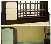 Изображение в Для детей Детская мебель б/у детская кровать-трансформер от 0 до 12 в Калуге 8000