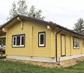 Фото в Строительство и ремонт Строительство домов Изготовление домов из Клееного бруса в сжатые в Уфе 22500