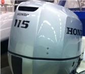 Изображение в Хобби и увлечения Рыбалка Honda BF115, 2015 г. наработка 60 моточасов. в Москве 410000