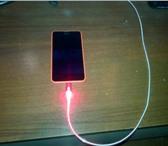 Foto в Телефония и связь Аксессуары для телефонов Светящийся кабель предназначен для зарядки в Ростове-на-Дону 500