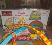 Изображение в Для детей Детские игрушки Продам коврик tiny love в очень хорошем состоянии, в Красноярске 2000